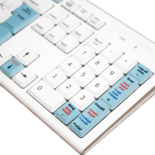 Trio Enterprise Keyboard Svensk